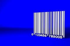 код штриховой маркировки Стоковые Изображения RF