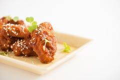коец зажаренный цыпленком Стоковая Фотография
