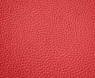 кожаная красная текстура Стоковое фото RF