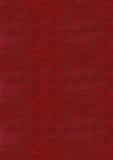 кожаная красная текстура Стоковая Фотография RF