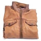 Кожаная куртка Стоковые Фото