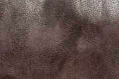 Кожаная текстура в коричневом цвете Стоковое фото RF