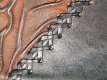 кожаное естественное Стоковое фото RF