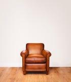Кожаное кресло Стоковое Фото