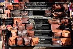 Кожаное ремесло Стоковые Фотографии RF