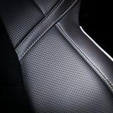 Кожаные автокресла Стоковая Фотография RF