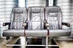 Кожаные стулы Стоковое Изображение RF