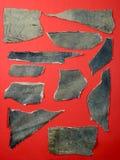 кожаные утили стоковые изображения rf