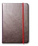 Кожаный блокнот Стоковая Фотография RF