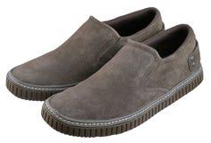 кожаный ботинок Стоковое фото RF