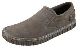 кожаный ботинок Стоковые Фото
