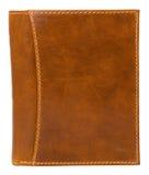 Кожаный бумажник Стоковое фото RF