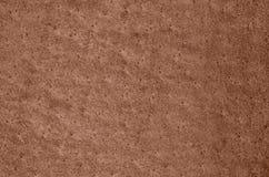 Кожаный макрос предпосылки стоковое изображение