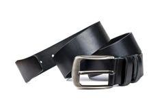 Кожаный пояс для брюк Стоковое Изображение RF