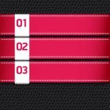 Кожаный розовый шаблон конструкции цвета/можно использовать для infographic иллюстрация штока