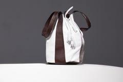 Кожаный sac Стоковые Фото