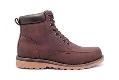 кожа ботинка Стоковое Изображение RF