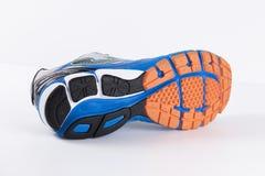 Кожа ботинок новая Стоковая Фотография RF