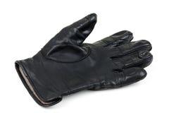 кожа для перчаток одно Стоковое Фото