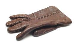 кожа для перчаток Стоковое фото RF