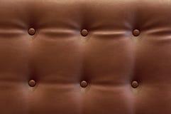 кожа конструкции коричневого цвета предпосылки ваша Стоковые Фото