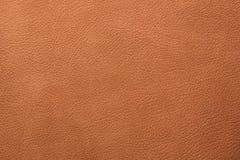 кожа конструкции коричневого цвета предпосылки ваша Стоковая Фотография