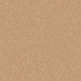 кожа коричневой картины безшовная Стоковая Фотография RF