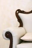 кожа кресла Стоковые Изображения