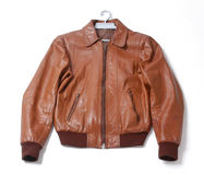 кожа куртки стоковые изображения
