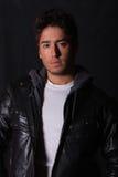 кожа куртки Стоковые Изображения RF