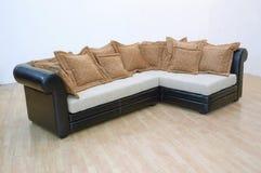 кожа мебели Стоковое Изображение
