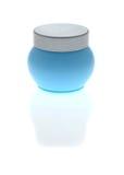 кожа опарника внимательности cream Стоковая Фотография RF