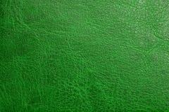 кожа предпосылки зеленая Стоковая Фотография