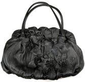кожа сумки конструктора женская стоковое фото rf