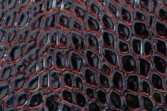 кожа темноты крокодила предпосылки стоковая фотография rf