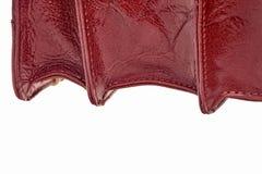 кожа части портфеля Стоковая Фотография