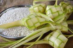 Кожухи Ketupat Стоковые Фото