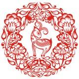 Коза знака зодиака Стоковое фото RF