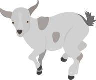 Коза шаржа Иллюстрация вектора