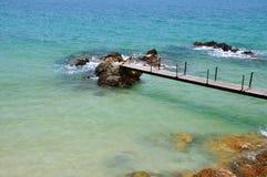 козелок пляжа стоковое изображение