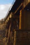 козелок поезда Стоковые Фотографии RF