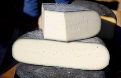 Козий сыр фермы естественный органический Стоковые Фотографии RF