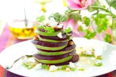 козочка сыра бураков авокадоа Стоковое фото RF