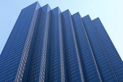 козырь башни здания Стоковое фото RF