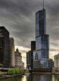 козырь башни Стоковая Фотография RF