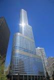 козырь башни chicago Стоковые Изображения RF