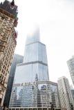 козырь башни chicago Стоковое фото RF