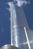 козырь башни chicago s Стоковая Фотография