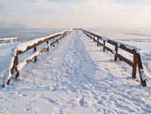 Койка зимы Стоковые Фотографии RF