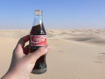 Кока-кола в Тунисе Стоковое Изображение